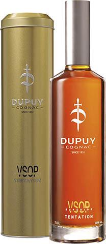 DUPUY VSOP TENTATION COGNAC 0,7L