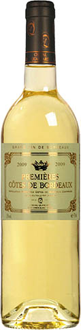 Premieres Cotes De Bordeaux 2013