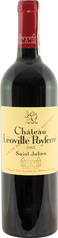 Chateau Leoville Poyferre 2E Saint Julien 2013