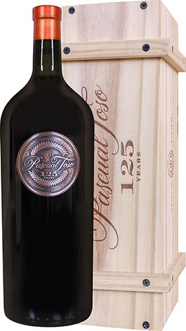 Pascual Toso 125 Red Blend 2015