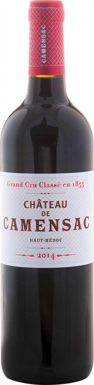 CHATEAU CAMENSAC HAUT MEDOC 0,75 2014