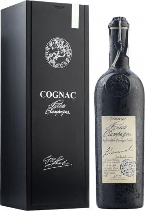 Petite Champagne Lheraud Cognac 1980