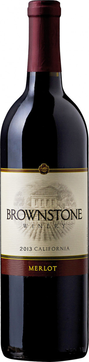 Brownstone Merlot 2016