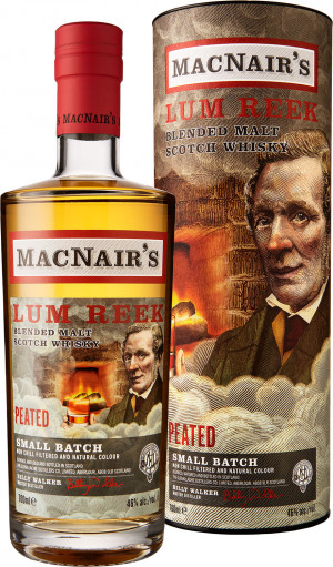 Macnair's Lum Reek Peated Blended Malt