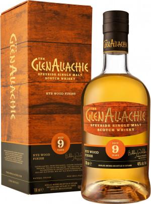 Glenallachie 9YO RYE FINISH 0,7