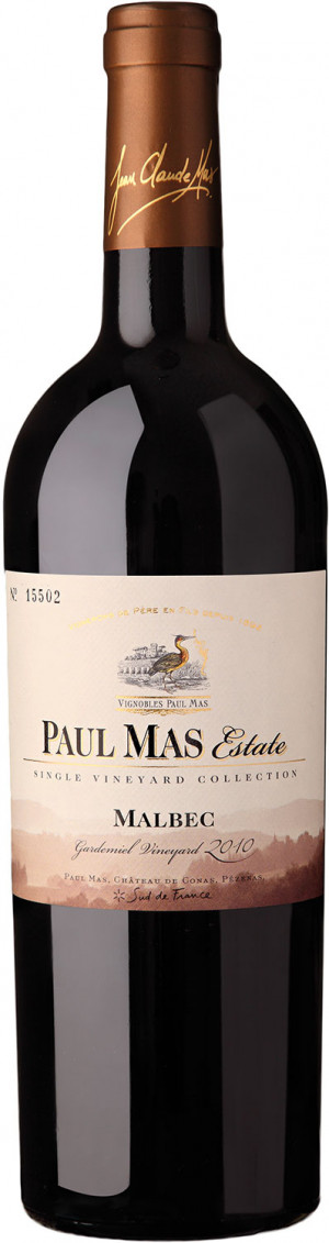 PAUL MAS ESTATE MALBEC 2017  0,75