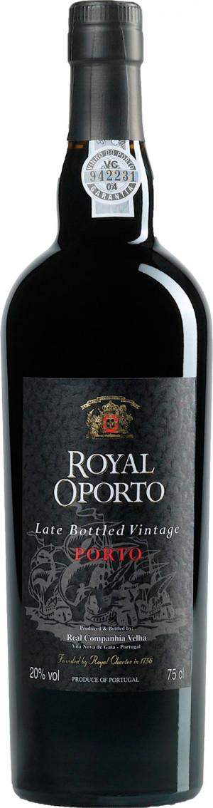ROYAL OPORTO LBV PORTO 2014 0,75L 20%