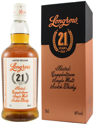Longrow 21 YO