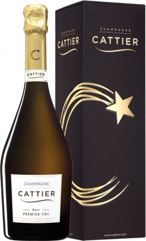 Cattier Brut Premier Cru karton 0,75