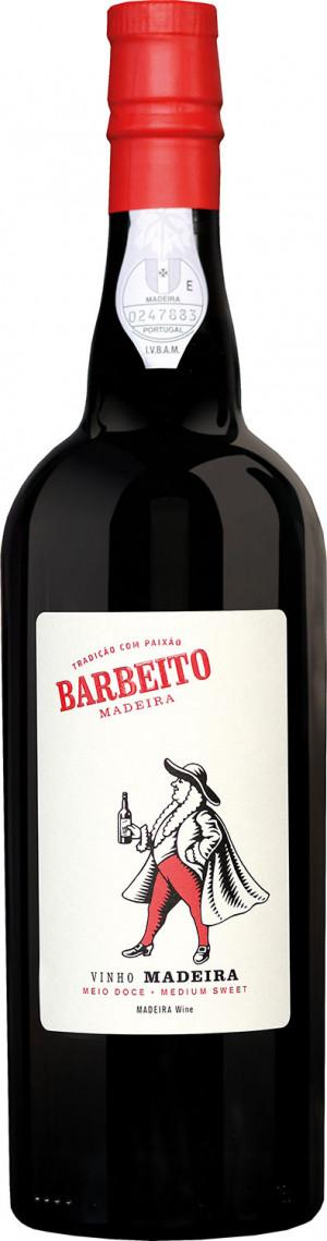 Barbeito Madeira 3 YO Medium Sweet Miniaturka