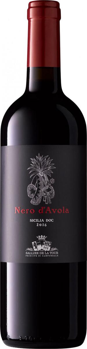 Tasca Sallier Nero D'Avola 2017