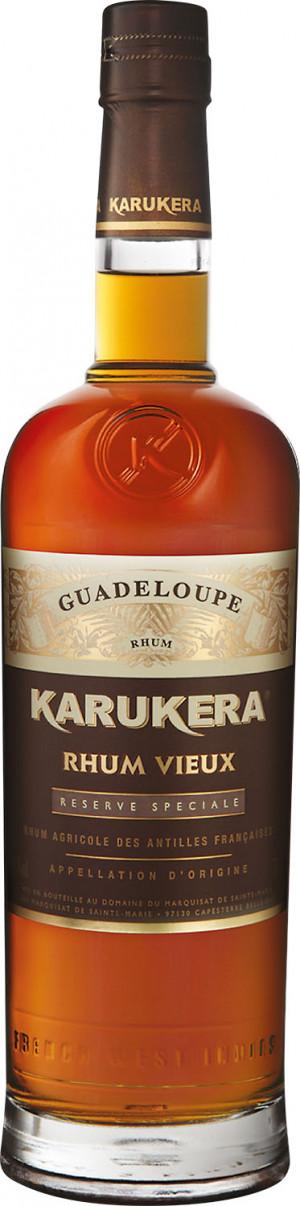 Karukera Rhum Vieux Res Speciale