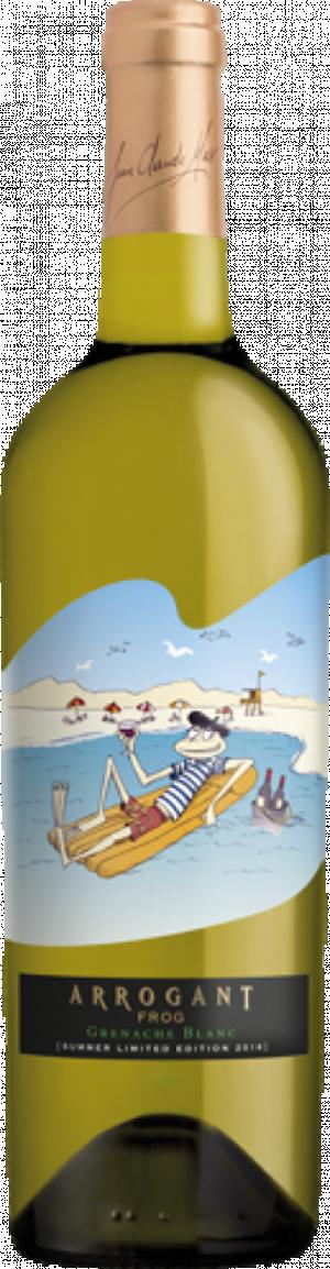 ARROGANT FROG grenache blanc 2016 SUMMER LIMITED0,75L