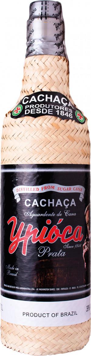 Ypioca Prata Cachaca 1l
