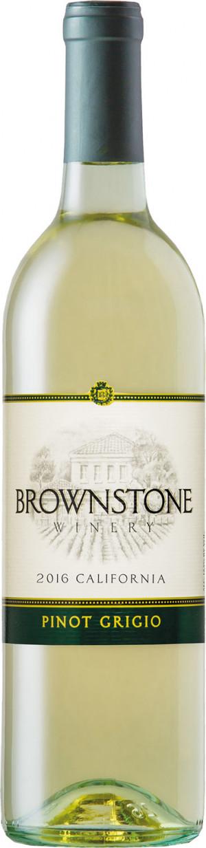Brownstone Pinot Grigio 2017