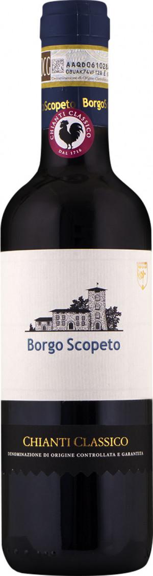 Borgo Scopeto Chianti Classico 2015 Miniaturka