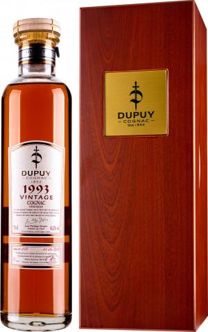 Dupuy Cognac Vintage 1993 Borderies