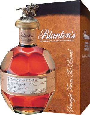 Blanton'S Straight From The Barrel 64,9%