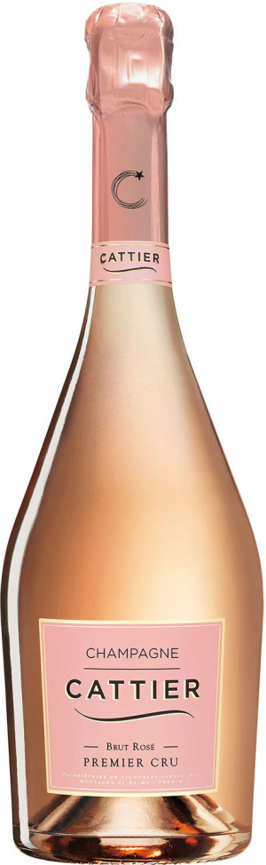 Cattier Brut Rose PREMIER Cru