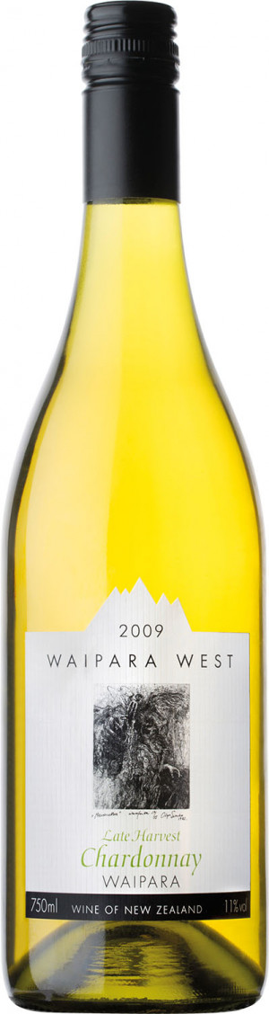 Waipara West Late Harvest Chardonnay 2009