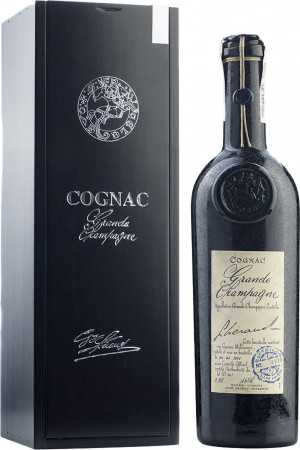 Grande Champagne Lheraud Cognac 1973