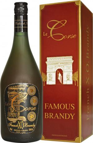 Le Corse Brandy Kartonik