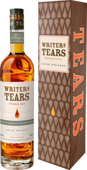 WRITERS TEARS DOUBLE OAK 0,7L 46%