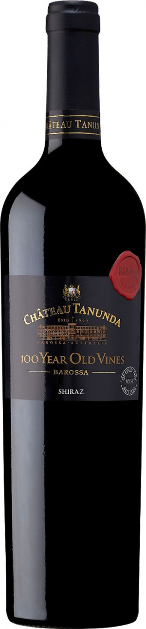 Tanunda 100 YEAR OLD Shiraz 2015
