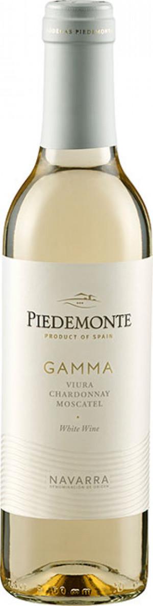Piedemonte Gamma Blanco 0,375l 2018