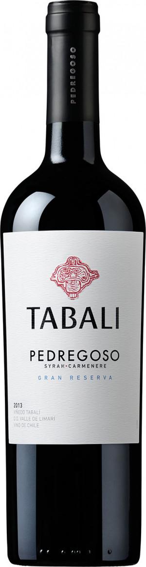 Tabali Pedregoso Syrah/Carmenere Gran Reserva 2016