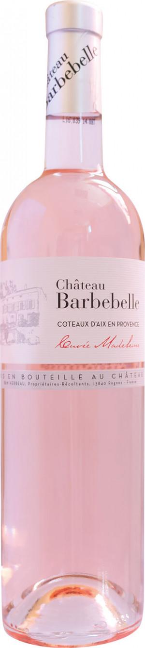 CHATEAU BARBEBELLE MADELEINE 2017 ROSE 0,75