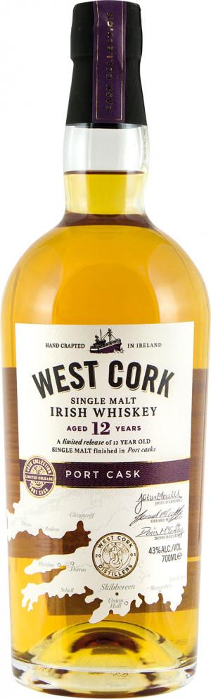 West Cork 12YO Port Cask Malt