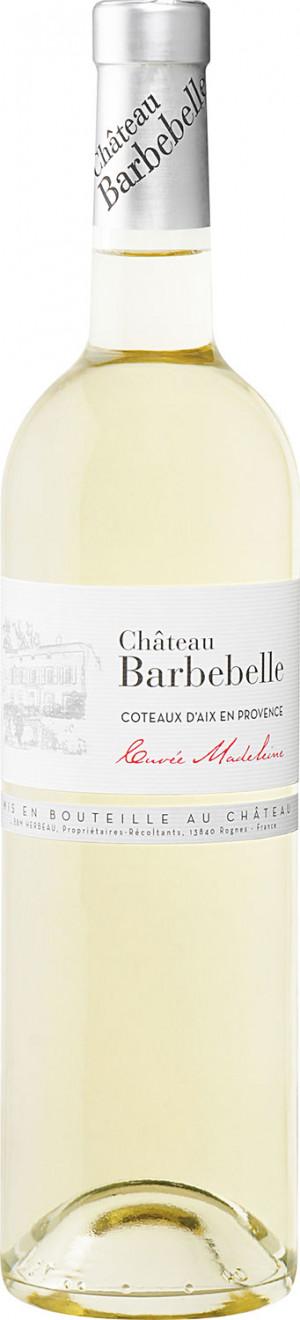 Chateau Barbebelle Madeleine Blanc 2018