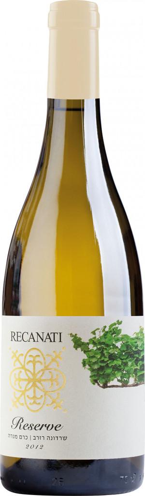 Recanati Reserve Chardonnay 2017