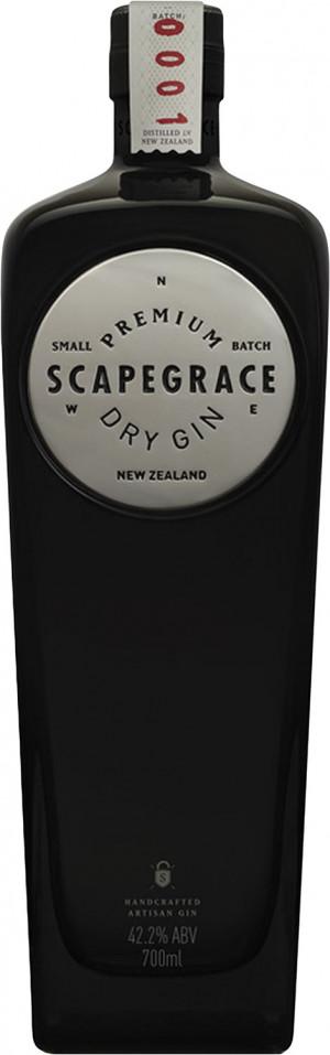 Scapegrace Premium Dry Gin Srebrny