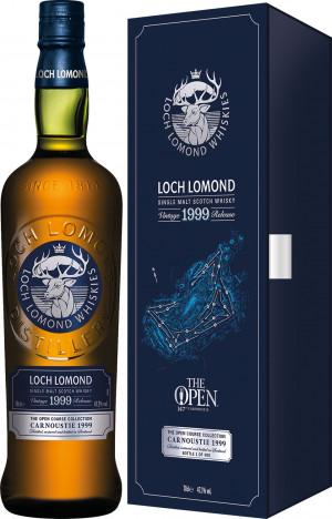 Loch Lomond Vintage 1999 Paul Lawrie Blue