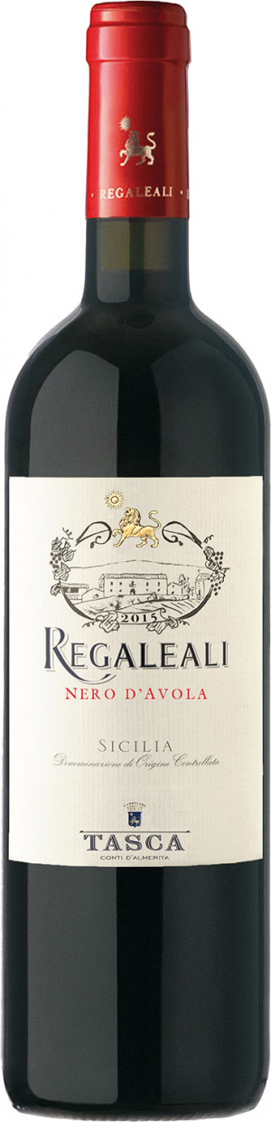 TASCA REGALEALI RED 0,75 2016 NERO D'AVOLA