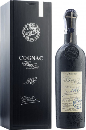 Bons Bois 1973 Lheraud Cognac 1976