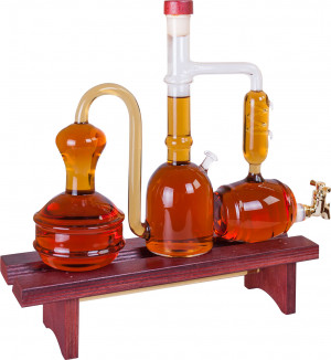 Bottle Distillation - Destylatornia