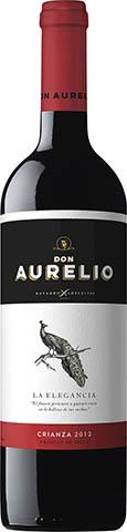 Don Aurelio Crianza 2014