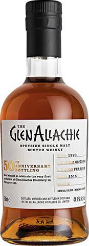 Glenallachie 1990 44,9% Cask 2515