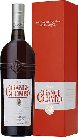 ORANGE COLOMBO 0,75 L KARTON