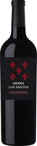 Sierra Los Santos Tinto Semi Secco