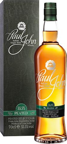 Paul John Single Malt Cask Peated