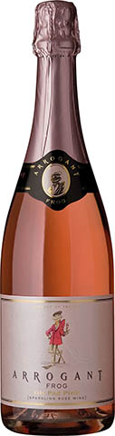 Arrogant Frog Sparkling Rose Wine