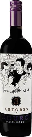 3 Autores Douro 2015