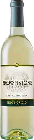 Brownstone Pinot Grigio 2016