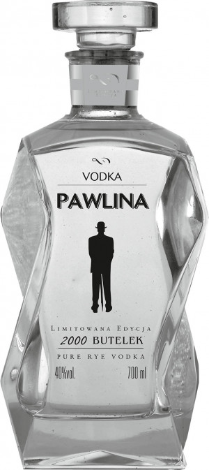 Pawlina Vodka Limited 2000