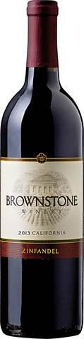 Brownstone Zinfandel 2012