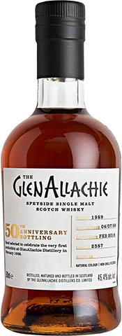 Glenallachie 1989 45,4% Cask 2587